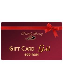 Card cadou Gold 500