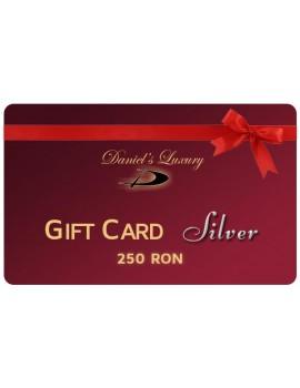 Card cadou Silver 250