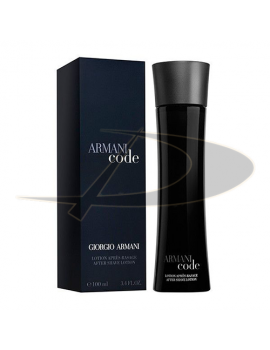 Lotiune Aftershave Armani Code