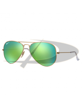 Ray-Ban RB3026 Aviator Large Metal 112/P9 62 14 3P Polarizati