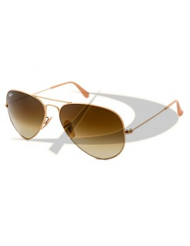 Ray-Ban RB3026 aviator large metal 112 85 55 14 2N