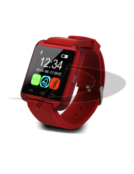 Smart Watch rosu