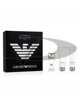 Set Armani Diamonds Men