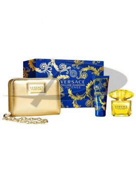 Set Versace Yellow Diamods Intense